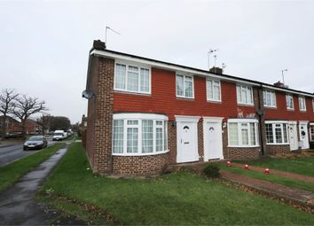 Thumbnail 3 bed end terrace house to rent in Lynholm Road, Polegate, East Sussex