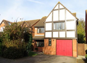 Thumbnail 4 bed detached house for sale in Waters End, Stotfold, Herts