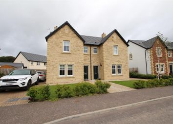 Thumbnail 3 bed semi-detached house for sale in Loaningdale Avenue, Biggar