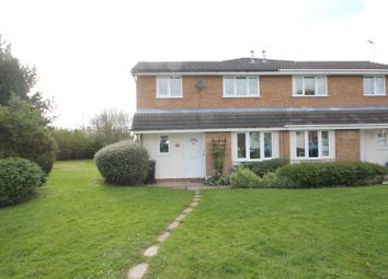Thumbnail 2 bedroom semi-detached house to rent in Foxdale Road, Brierley Hill, West Midlands