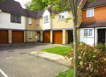 Thumbnail 2 bed terraced house to rent in Friary Court, Woking