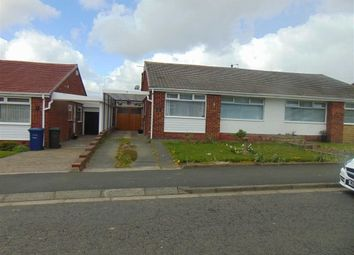 Thumbnail 2 bed semi-detached bungalow for sale in Cottersdale Gardens, Chapel Park, Newcastle Upon Tyne