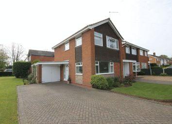 Thumbnail 3 bed property for sale in Wallshead Way, Church Aston, Newport