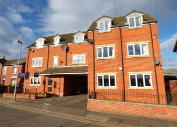 Thumbnail 2 bed flat for sale in Jasmine Court, Post Office Road, Featherstone, Pontefract