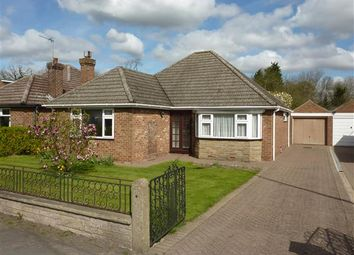 Thumbnail 3 bed detached bungalow for sale in Station Road, Stallingborough, Grimsby