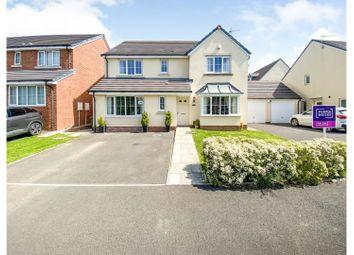 Thumbnail 4 bed detached house for sale in Parc Y Dyffryn, Pontypridd