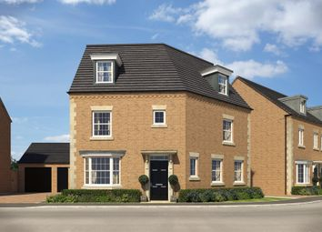 "Thumbnail 3 bed detached house for sale in ""Fairway"" at Popes Piece, Burford Road, Witney"