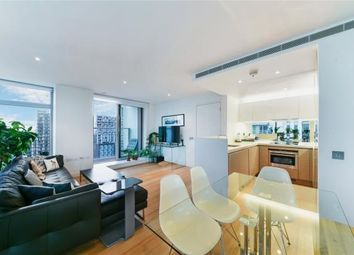 Thumbnail 2 bed flat for sale in Pan Peninsula Square, South Quay