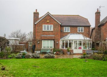 Thumbnail 4 bed detached house for sale in Back Lane, Tingewick