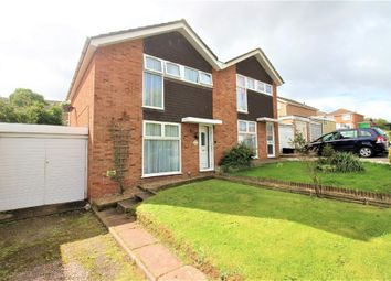 Thumbnail 3 bed link-detached house for sale in Harbourne Avenue, Paignton