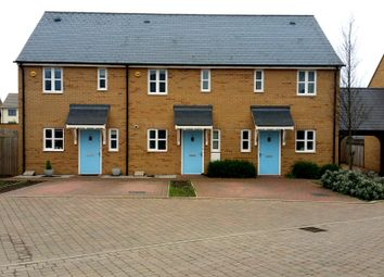 Thumbnail 2 bedroom town house for sale in Theseus Terrace, Brooklands, Milton Keynes