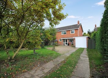 Thumbnail 3 bedroom semi-detached house for sale in West End, Costessey, Norwich