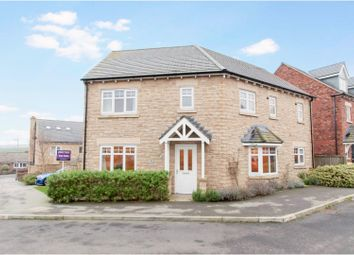 Thumbnail 4 bed detached house for sale in Ivy Bank Close, Sheffield