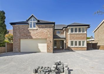 Thumbnail 5 bed detached house for sale in Edge Hill Road, Four Oaks, Sutton Coldfield
