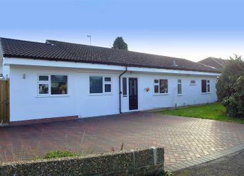 Thumbnail 4 bed detached bungalow for sale in Ashley Road, Hildenborough, Tonbridge