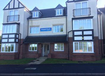 Howard Court, Stanton Road, Burton On Trent, Burton On Trent DE15. 2 bed flat