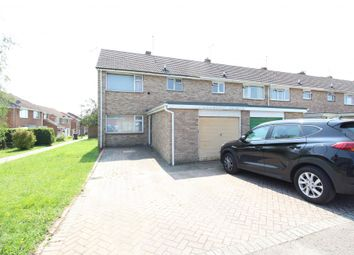 Thumbnail 3 bed end terrace house for sale in Trent Drive, Northmoor, Wareham