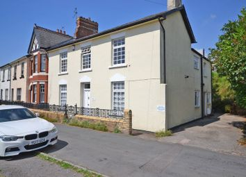 Thumbnail 4 bed semi-detached house for sale in Outstanding Period Property, Goldcroft Common, Caerleon