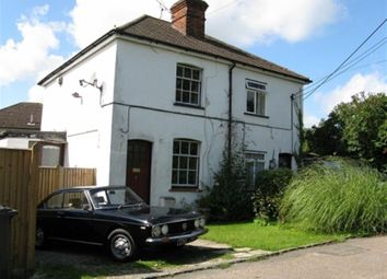 Thumbnail 2 bed semi-detached house to rent in Pump Lane North, Marlow, Buckinghamshire
