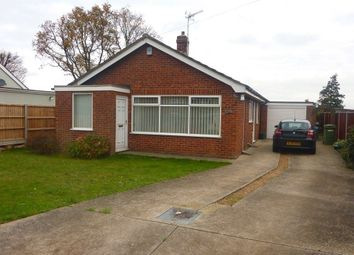 Thumbnail 3 bed bungalow to rent in Olive Crescent, Horsford, Norwich