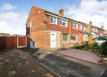 Thumbnail 3 bed semi-detached house to rent in Westerham Road, Ruddington, Nottingham