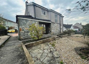 Thumbnail Detached house for sale in Pentre Road, Pontarddulais, Swansea