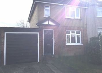 Thumbnail 2 bed property to rent in Snowden Avenue, Uxbridge, Middlesex