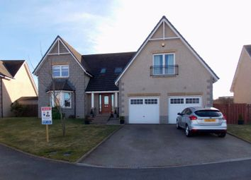 Thumbnail 5 bed detached house for sale in Bennachie Rise, Alford