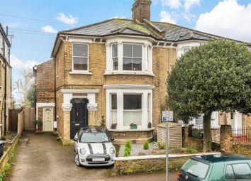 Thumbnail 2 bed maisonette for sale in Willow Terrace, Gibbon Road, Kingston Upon Thames