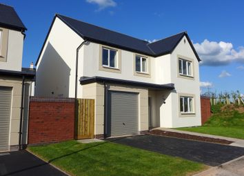 Thumbnail 4 bedroom detached house to rent in Clyst St. Mary, Exeter