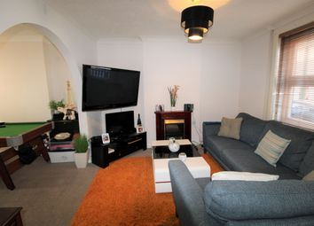Thumbnail 2 bed end terrace house to rent in Spring Road, Bournemouth