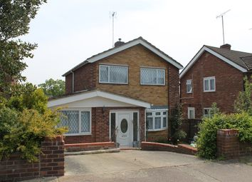 Thumbnail 4 bedroom detached house for sale in Wesley Avenue, Colchester