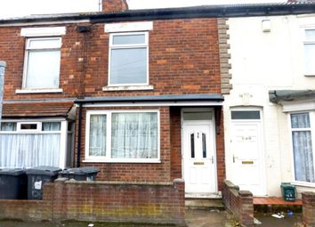 Thumbnail 2 bed terraced house to rent in Buckingham Street, Hull