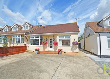 Thumbnail 3 bed semi-detached bungalow for sale in Thames Haven Road, Corringham, Stanford-Le-Hope