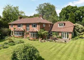 Thumbnail 6 bed detached house for sale in Southdown Road, Shawford, Winchester, Hampshire
