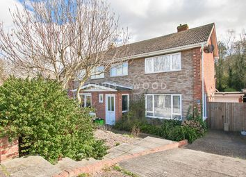 Thumbnail 4 bed semi-detached house for sale in Booth Avenue, Colchester