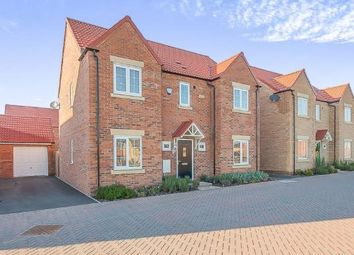 Thumbnail 4 bedroom detached house for sale in Magnus Close, Cardea, Peterborough, United Kingdom