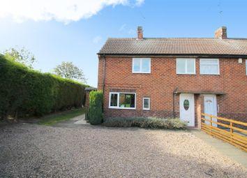 Thumbnail 2 bedroom semi-detached house for sale in Lee Road, Calverton, Nottingham