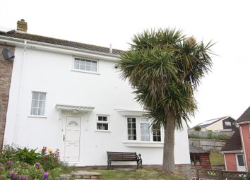 Thumbnail 3 bed end terrace house for sale in Old Barn Court, Newquay