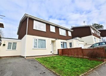 Thumbnail 3 bed semi-detached house for sale in Glenview, Honiton, Devon