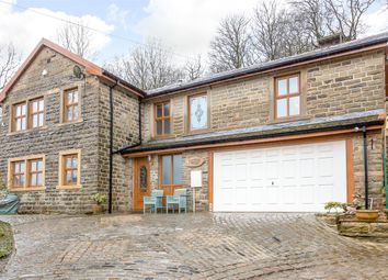Thumbnail 3 bedroom detached house for sale in Ash Cliffe Cottage, Bacup, Off Dale St, Bacup