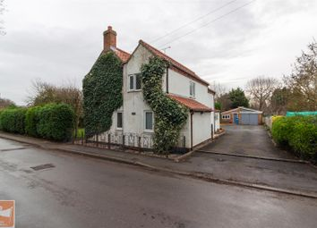 Thumbnail 3 bed cottage for sale in Church Lane, East Drayton, Retford