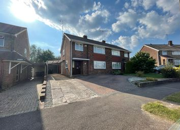 Thumbnail Semi-detached house for sale in The Glade, Furnace Green, Crawley