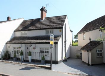 Thumbnail 3 bed cottage for sale in Hill Top, Burley Lane, Quarndon, Derby