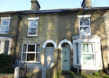 Thumbnail 3 bed terraced house to rent in Dereham Road, Norwich