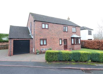 Thumbnail 4 bed detached house for sale in Warwick Farm, Warwick-On-Eden, Carlisle