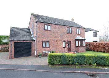4 bed detached house for sale in Warwick Farm, Warwick-On-Eden, Carlisle CA4
