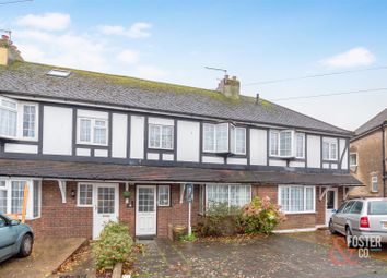 Thumbnail 3 bed terraced house for sale in Rowan Avenue, Hove