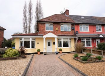 Thumbnail 3 bed end terrace house for sale in Abbotsford Road, Liverpool