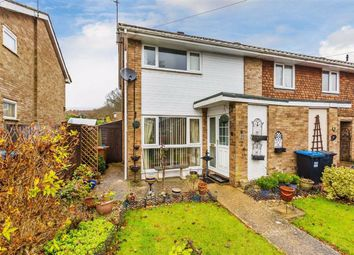 Thumbnail 2 bedroom end terrace house for sale in Downs Way, Oxted, Surrey